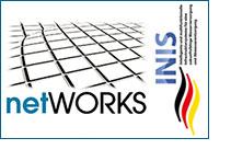 Logos der Projekte netWORKS und INIS