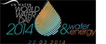 Logo des Weltwassertages 2014