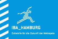 Ausschnitt aus dem Flyer mit dem Logo der IBA Hamburg