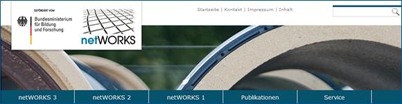 Headline der Internetseite www.networks-group.de